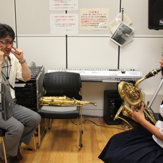作陽音楽短期大学 春のオープンキャンパス20193