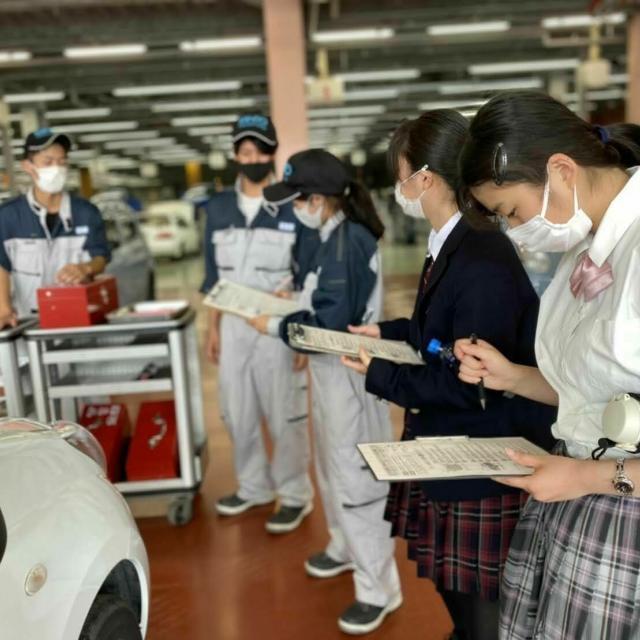 関東工業自動車大学校 【オープンキャンパス】在校生による模擬授業体験!1