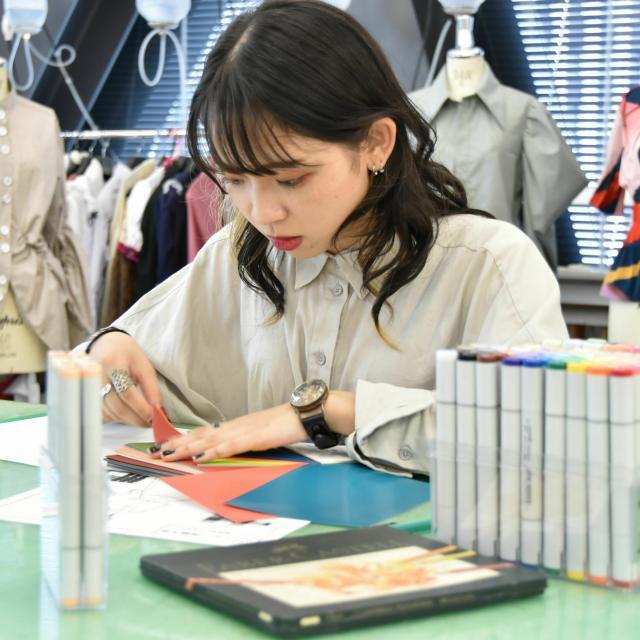 大阪モード学園 体験入学1