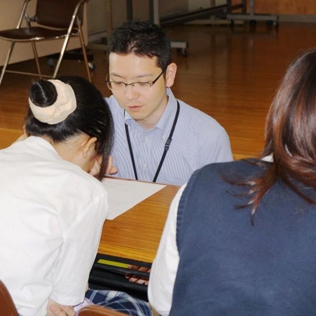 郡山健康科学専門学校 入試対策セミナー2