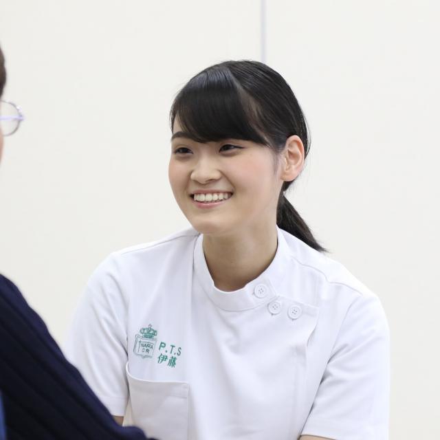 奈良リハビリテーション専門学校 奈良リハの体験入学1