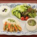 栄養バランスランチクッキング&病気別の食事(腎臓病)