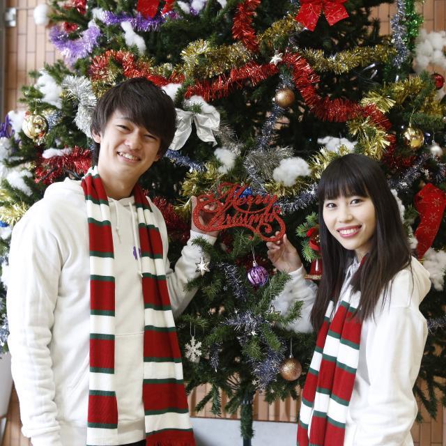 滋賀短期大学 ♪クリスマスオープンキャンパス♪ 2019年12月8日(日)1