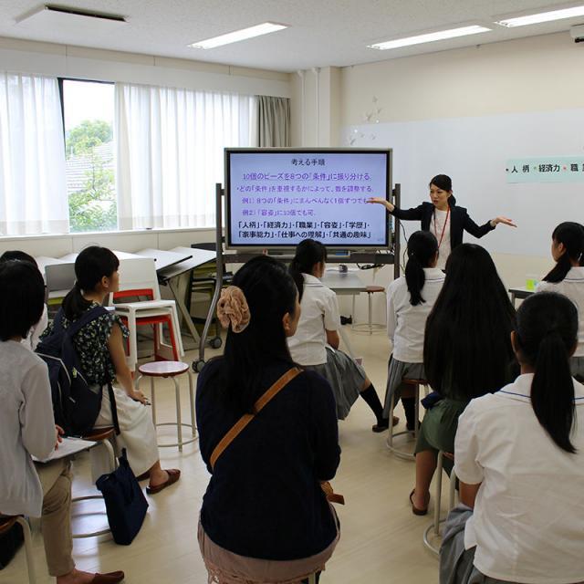京都ノートルダム女子大学 オープンキャンパス20183