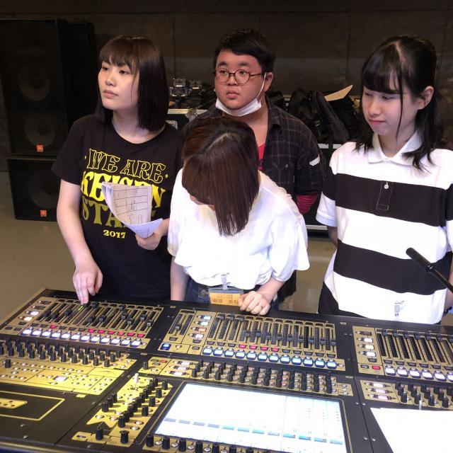 経専音楽放送芸術専門学校 オープンキャンパス3