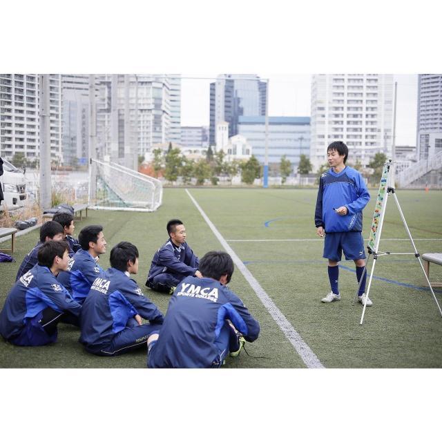 横浜YMCAスポーツ専門学校 サッカーコーチになるためのワンポイントアドバイス♪1