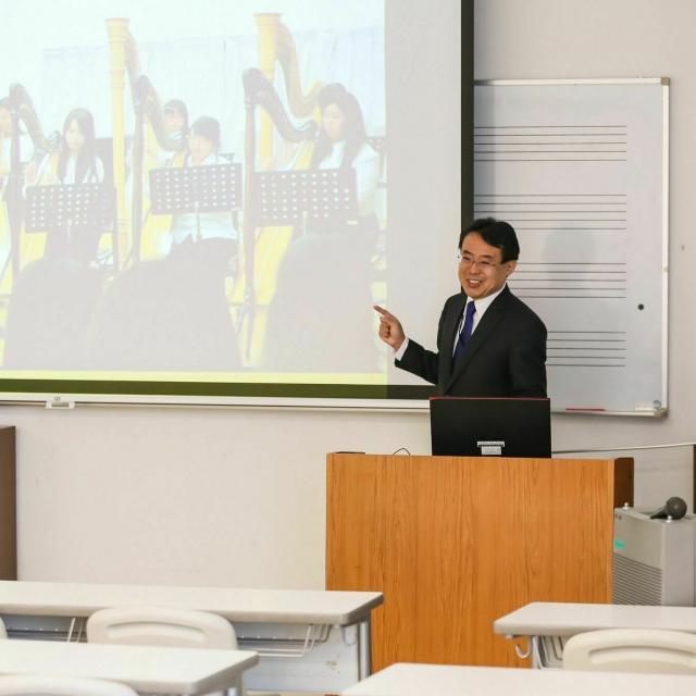 上野学園大学短期大学部 2020オープンキャンパス ~東京・上野で音大体験~3