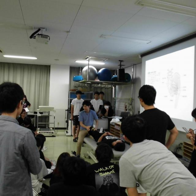 四條畷学園大学 ★リハビリテーション学部★授業公開型オープンキャンパス(WCV)2