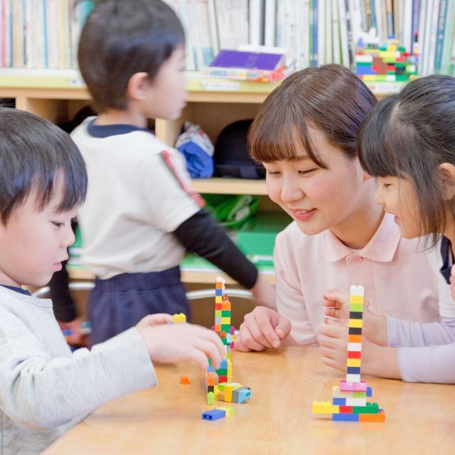 大阪保育福祉専門学校 ひな祭りを楽しもう♪2