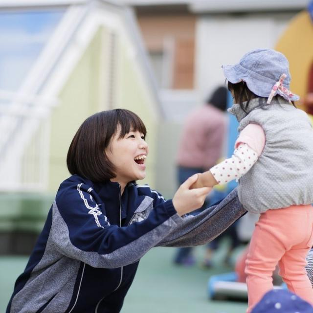 横浜YMCAスポーツ専門学校 保育実技1