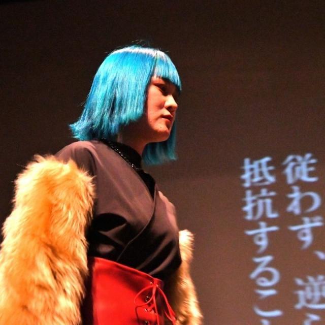 国際ファッションビューティ専門学校 ファッションビューティショー2018★3