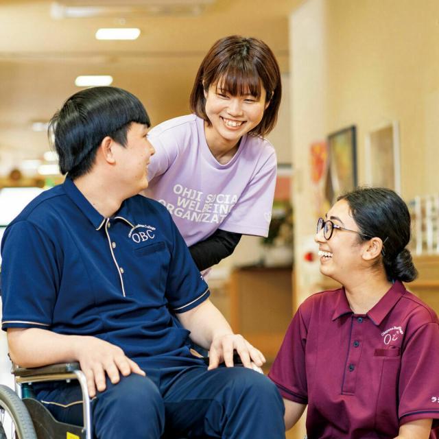 専門学校岡山ビジネスカレッジ 介護福祉学科オンラインオープンキャンパス1