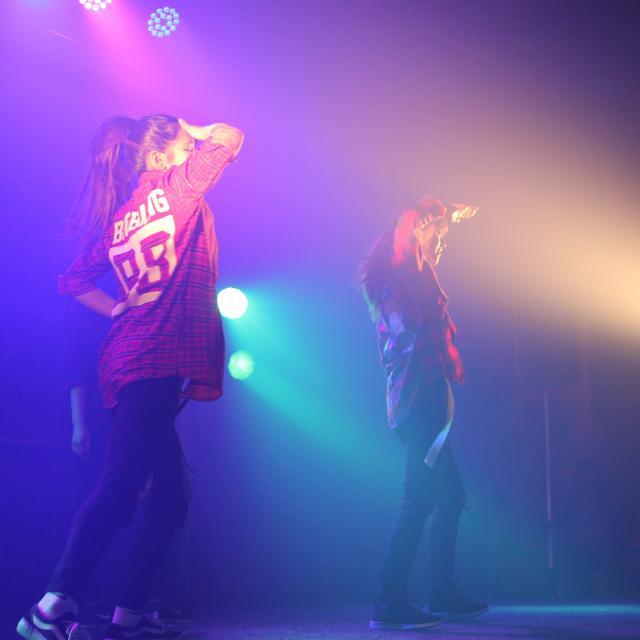 名古屋ビジュアルアーツ ダンスを仕事にする! 6月の体験入学4