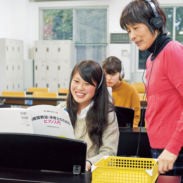 大阪保育福祉専門学校 体育の日!みんなで体育遊びを楽しもう♪1