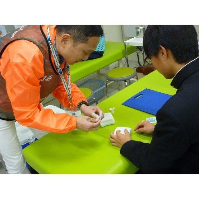 呉竹医療専門学校 平成30年度学校説明会3