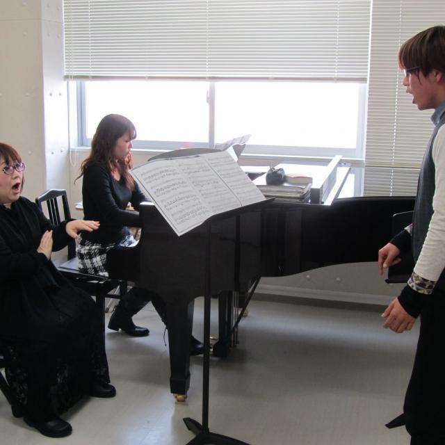 広島文化学園大学 ★声楽★無料体験レッスン申込1