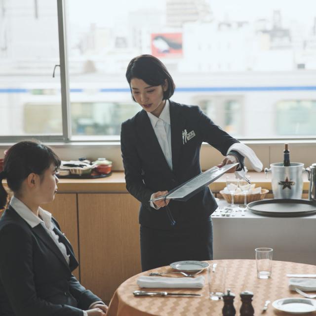 中村国際ホテル専門学校 ホテル・ブライダルがよく分かる!オープンキャンパス4