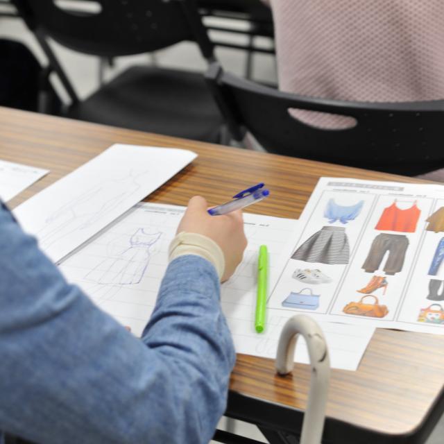 杉野服飾大学短期大学部 2018オープンキャンパス2