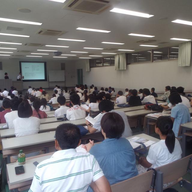 福知山公立大学 オープンキャンパス20182
