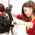 神戸ベルェベル美容専門学校 輝く夏にしよう!オープンキャンパス体験♪
