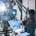 東放学園専門学校 放送技術科の体験入学「テレビ番組撮影・編集入門」