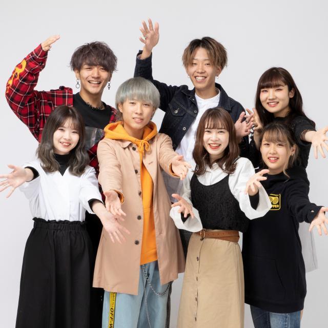 名古屋理容美容専門学校 NaRiBiのクリスマスイベント3
