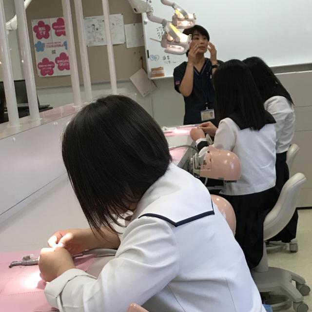 IGL医療福祉専門学校 【口腔保健】オープンキャンパス体験授業(ネット予約受付中)3