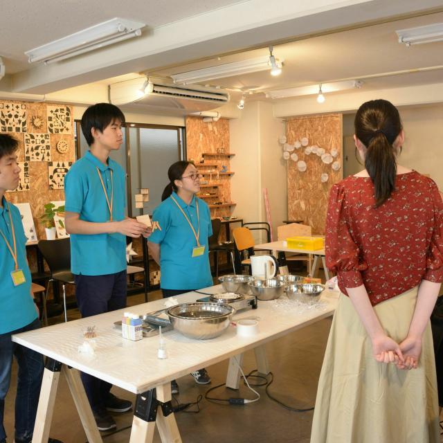 神戸電子専門学校 IT・ゲーム・アニメ・声優etc、 12種類から2つ選べる体験授業!3