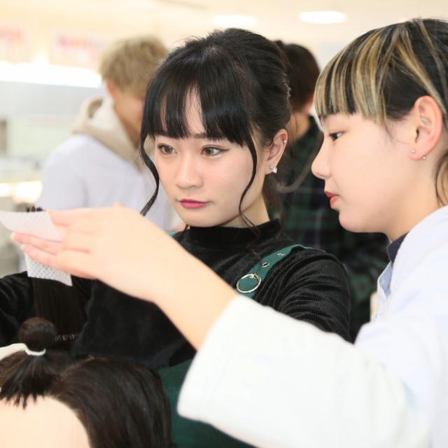 ベルフォートアカデミーオブビューティ オープンキャンパス ★チョコレートDAY★3