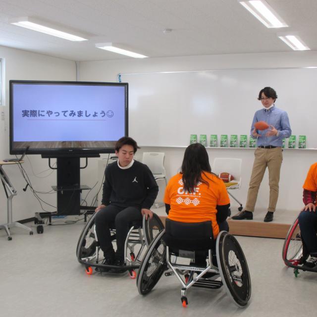 大阪健康福祉短期大学 介護福祉学科★オープンキャンパス1