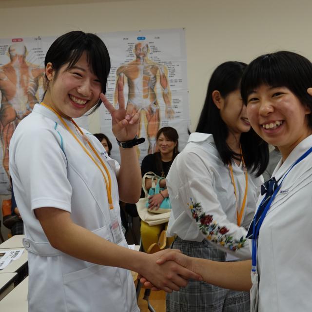 福岡和白リハビリテーション学院 2018 オープンキャンパススケジュール2