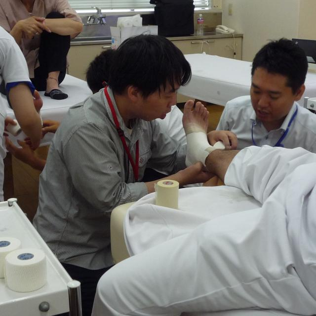 四国医療専門学校 柔道整復学科 夜間オープンキャンパス20181