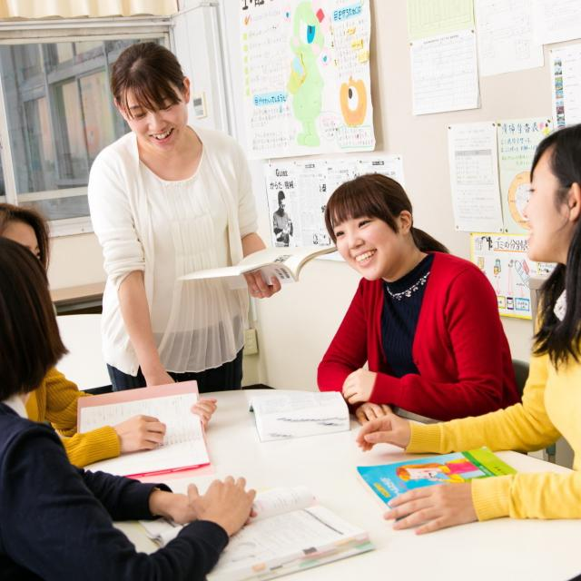 横浜高等教育専門学校 保健室の先生になるための授業を体験してみよう4