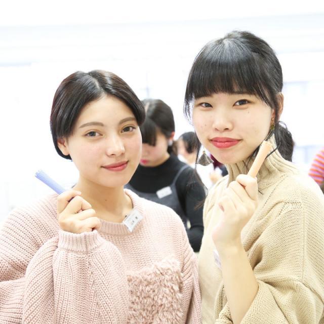 名古屋美容専門学校 AO入学エントリー!4