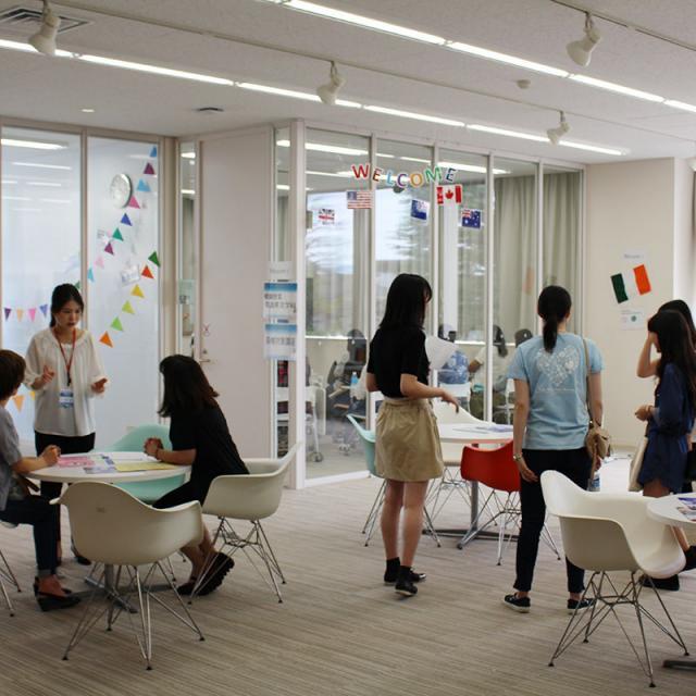 京都ノートルダム女子大学 オープンキャンパス20181