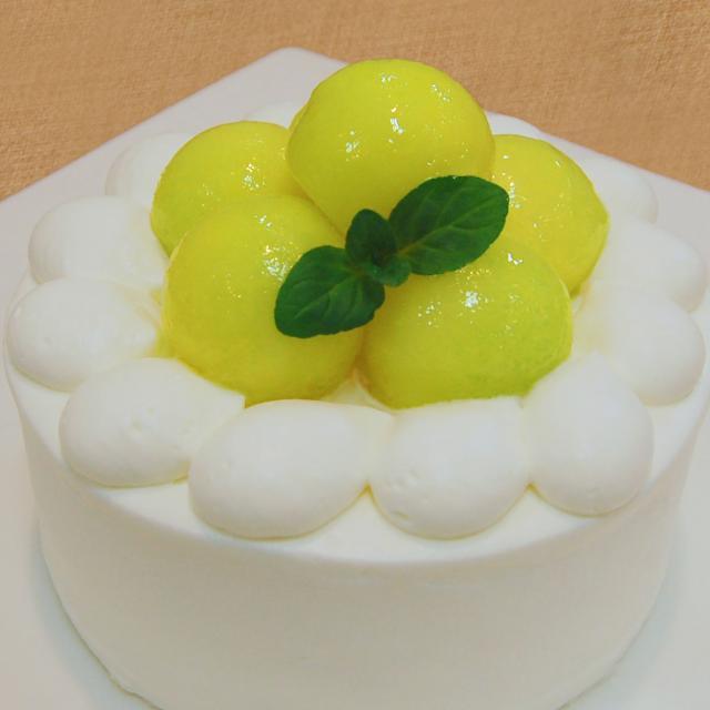 町田製菓専門学校 【選択制】フルーツの王様!~メロンのショートケーキ~1