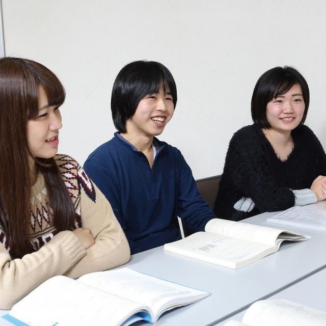 保育・介護・ビジネス名古屋専門学校 大学卒業資格も同時に取得できる専門学校のオープンキャンパス1