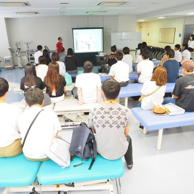 AST関西医科専門学校 ◆理学療法士◆土曜【午前】進路を決めるオーキャンへGO!1