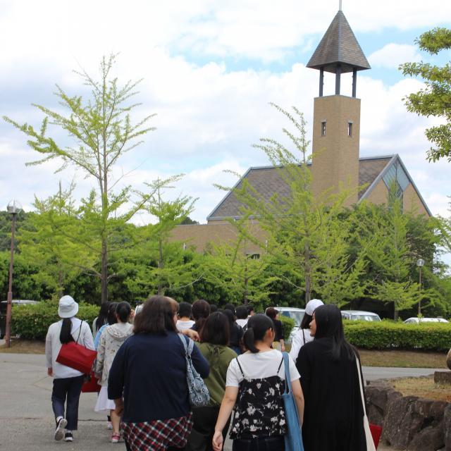 姫路日ノ本短期大学 オープンキャンパス2