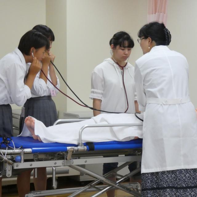 淑徳大学 オープンキャンパス(看護栄養学部)3