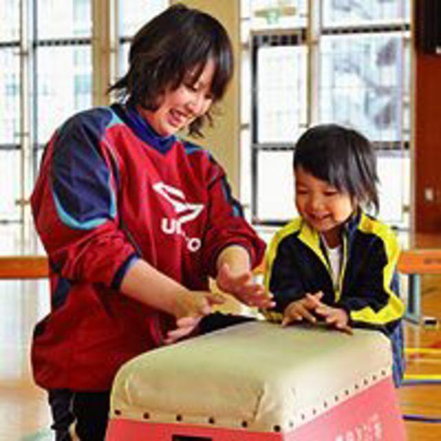 東京YMCA社会体育・保育専門学校 【こどもスポーツ体験】あそびを通して子どもの運動を指導♪2