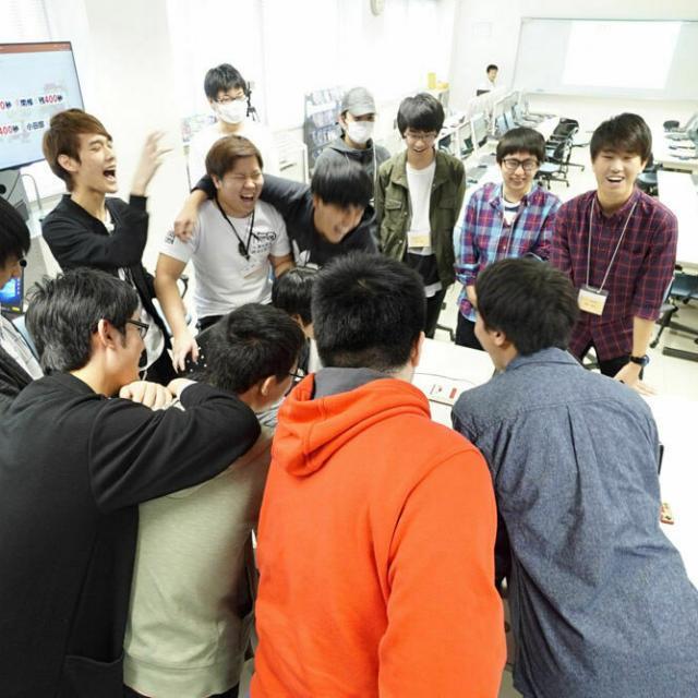 吉田学園情報ビジネス専門学校 【ゲーム学科】オープンキャンパス2