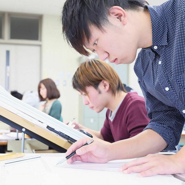 青山建築デザイン・医療事務専門学校 【建築学科】オープンキャンパス Bメニュー無料バス2