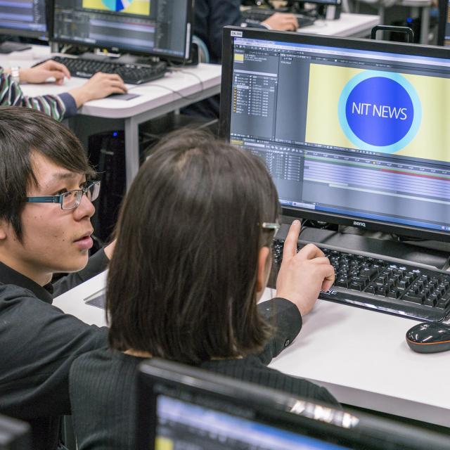 日本工業大学 興味のある学部学科・コースを体験しよう!1