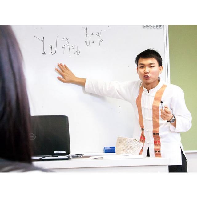 日本外国語専門学校 第2外国語フェア(中国/フランス/イタリア/ベトナム/タイ)3