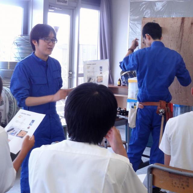 大阪電子専門学校 1月 高3生大歓迎♪先輩と体験できるオープンキャンパス4