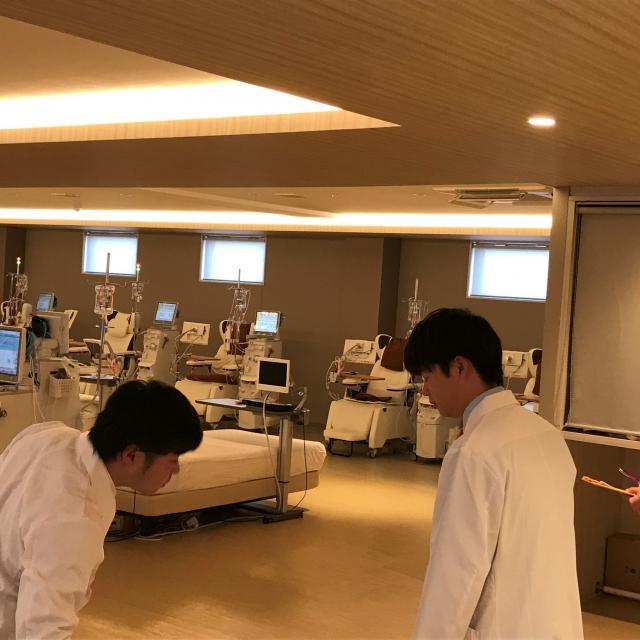 日本メディカル福祉専門学校 緊急企画!!!施設見学1