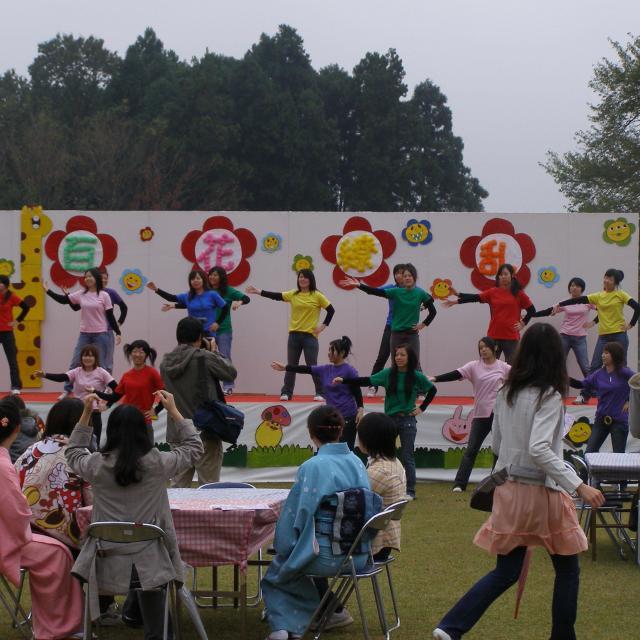 茨城女子短期大学 学園祭「撫子祭」1