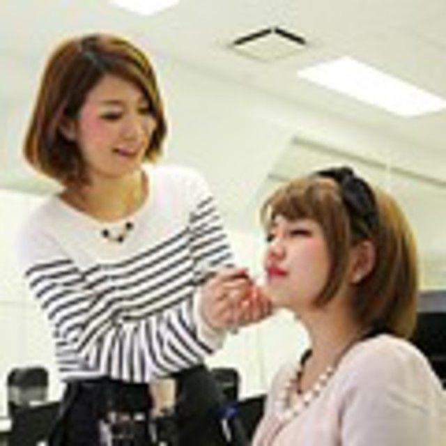熊本ベルェベル美容専門学校 美容師に一歩近づくカット×パーマ×メイク×エステ体験!2