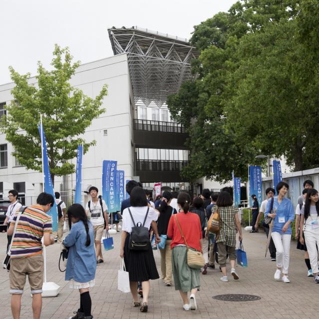 日本福祉大学 7月オープンキャンパス[美浜キャンパス]3